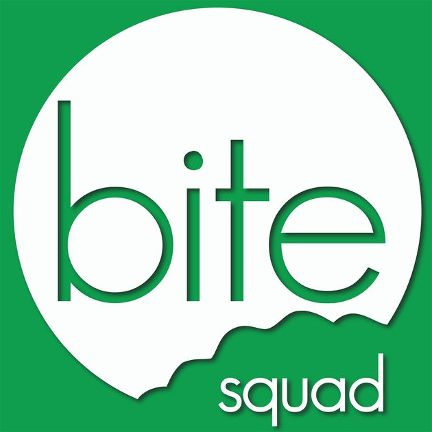 Follow Us On Bite Squad